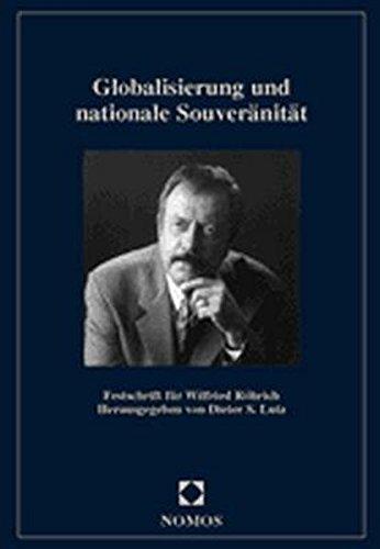 Globalisierung und nationale Souveränität: Dieter S. Lutz