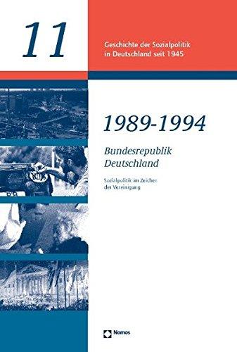Bundesrepublik 1989 - 1994: Gerhard A. Ritter