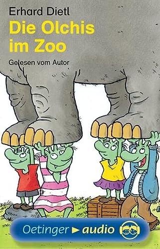 9783789100093: Die Olchis im Zoo [CASSETTE]