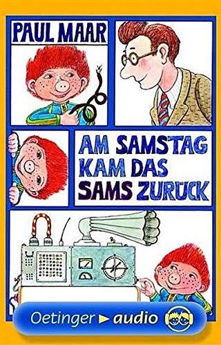 9783789100291: Am Samstag Kam das Sams Zur�ck [CASSETTE]
