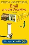 Emil und die Detektive. Cassette: Kästner, Erich