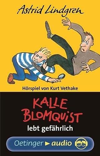 9783789101878: Kalle Blomquist Lebt Gefährlic [Musikkassette]