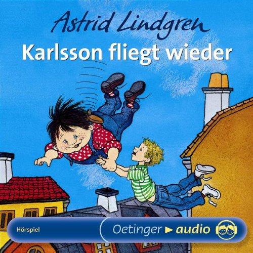 9783789101908: Karlsson Fliegt Wieder