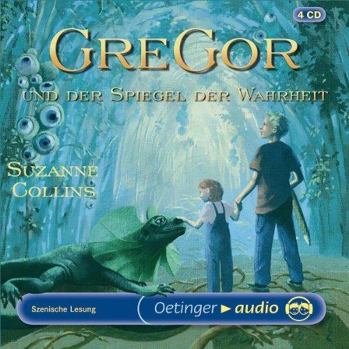 9783789103087: Gregor Und Der Spiegel Der Wah