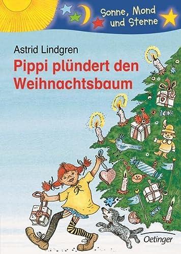 9783789105456: Pippi pl�ndert den Weihnachtsbaum