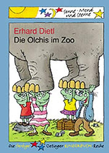 9783789105852: Die Olchis im Zoo