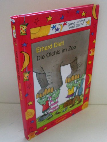 9783789106019: Die Olchis im Zoo, Sonderausgabe