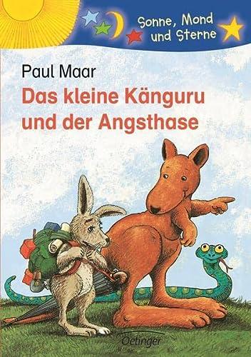 9783789106521: Das kleine Känguru und der Angsthase