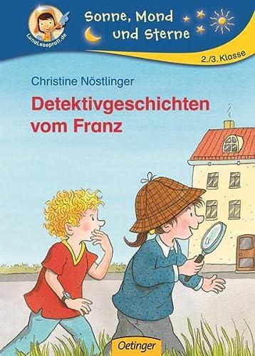 9783789106620: Detektivgeschichten vom Franz