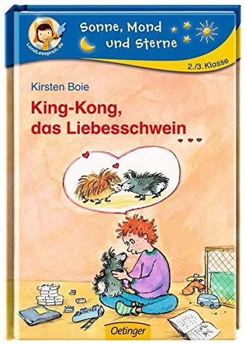 9783789106729: King-Kong, das Liebesschwein