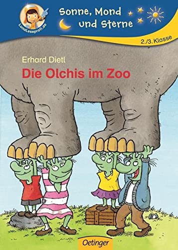 9783789106774: Die Olchis im Zoo