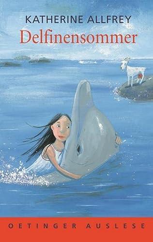 9783789107016: Delfinensommer.