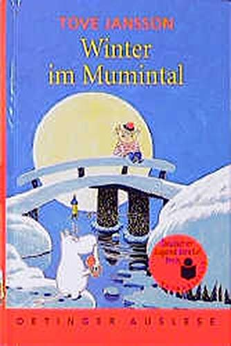 9783789107085: Winter Im Mumintal / Moominland Midwinter
