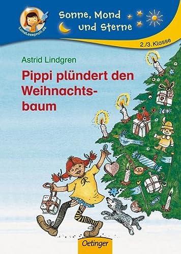 9783789107313: Pippi plündert den Weihnachtsbaum