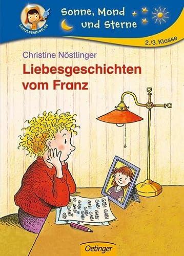 9783789107344: Liebesgeschichten vom Franz