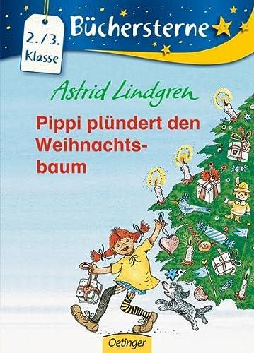 9783789107542: Pippi plündert den Weihnachtsbaum