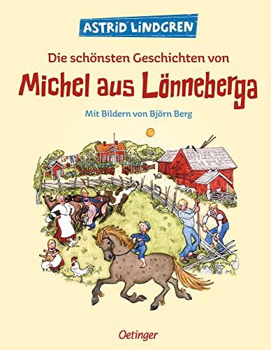 9783789109287: Die schönsten Geschichten von Michel aus Lönneberga