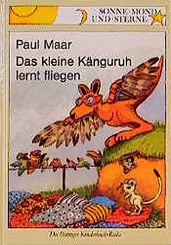 9783789110054: Das kleine K�nguruh lernt fliegen