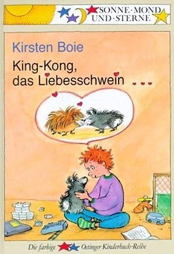 9783789110238: King-Kong, das Liebesschwein
