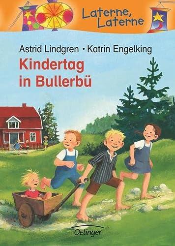9783789111402: Kindertag in Bullerbü.