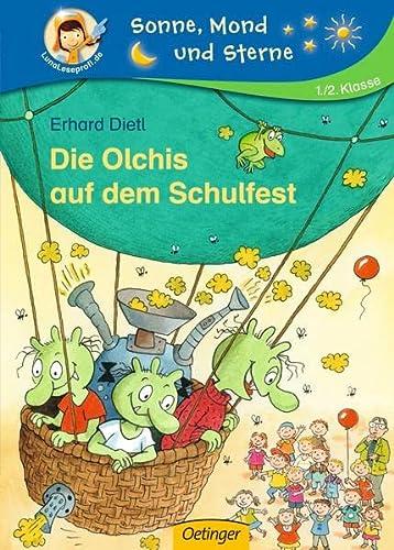 9783789112041: Die Olchis auf dem Schulfest