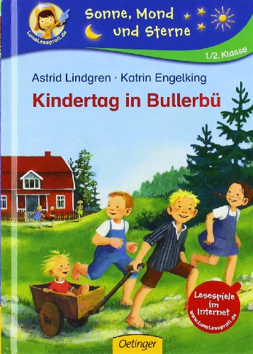 9783789112188: Kindertag in Bullerbü: 1./2. Klasse