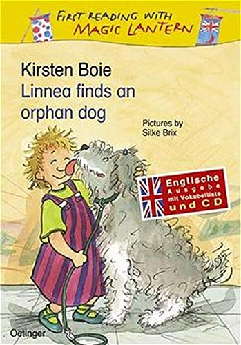 9783789112300: Linnea finds an orphan dog (English and German Edition)