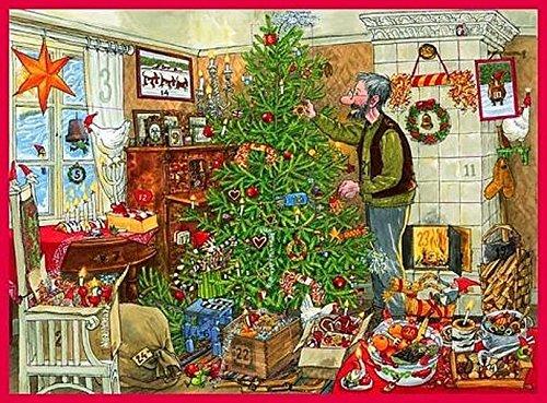 9783789113284: Weihnachten mit Pettersson und Findus