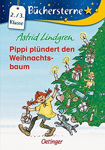 9783789113697: Pippi plündert den Weihnachtsbaum (Schulausgabe)