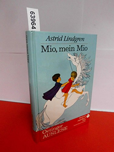 9783789115547: Mio, Mein Mio