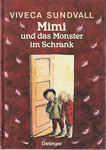 9783789116230: Mimi und das Monster im Schrank