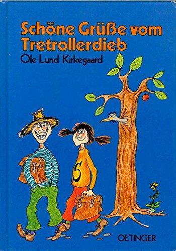 Schöne Grüße vom Tretrollerdieb: Ole Lund Kirkegaard