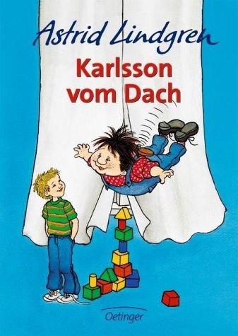 9783789118333: Karlsson vom Dach.