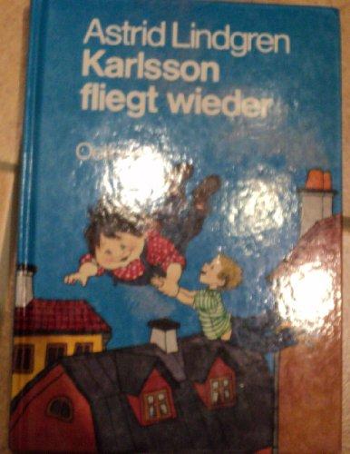 9783789118340: Karlsson fliegt wieder