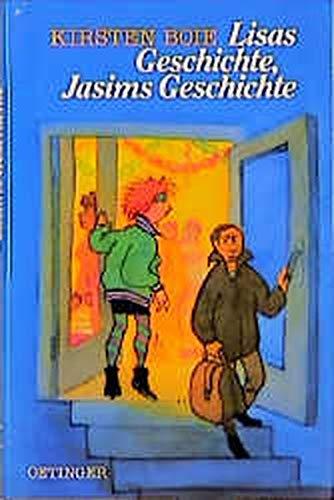 9783789118883: Lisas Geschichte, Jasims Geschichte. 1. Auflage.