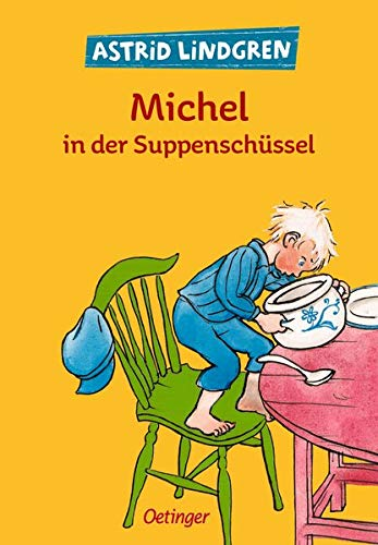 9783789119255: Children's Storybooks in Hardback: Michel in Der Suppenschussel (German Edition)