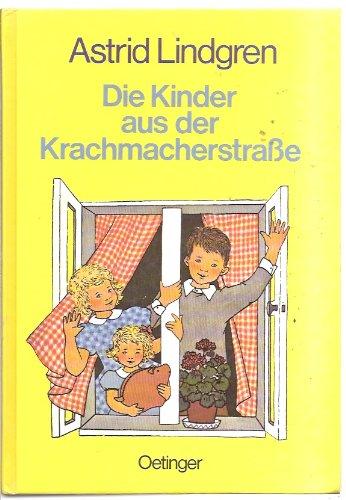9783789119439: Die Kinder aus der Krachmacherstraße