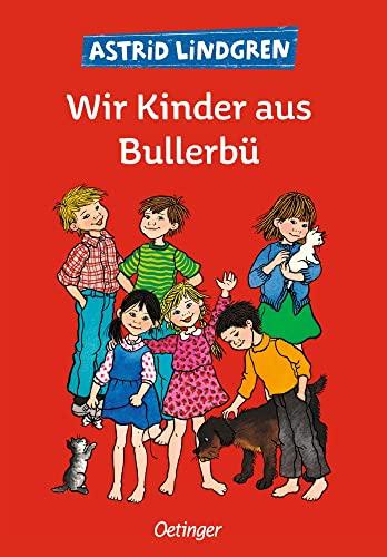 9783789119446: Wir Kinder aus Bullerbü. ( Ab 6 J.). Bd. 1