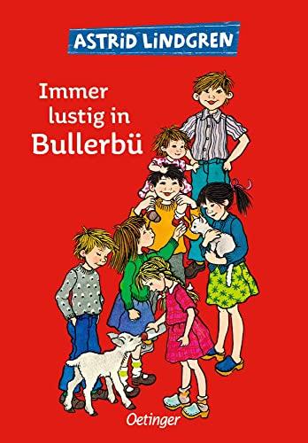 9783789119460: Immer lustig in Bullerbü. ( Ab 6 J.). Bd. 3
