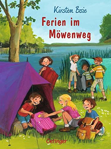 9783789120251: Ferien im Möwenweg