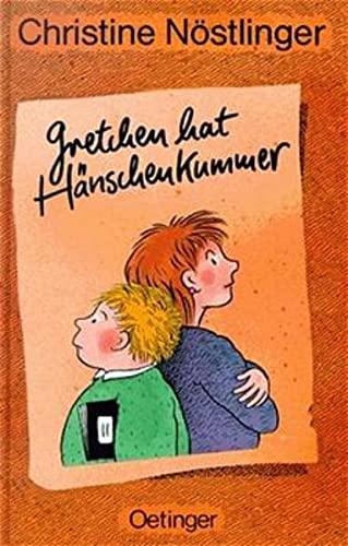 9783789120671: Gretchen hat Hänschenkummer - Eine Familiengeschichte