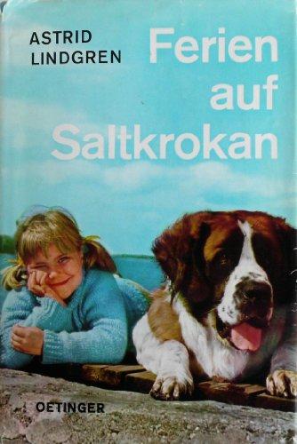9783789122309: Ferien auf Saltkrokan