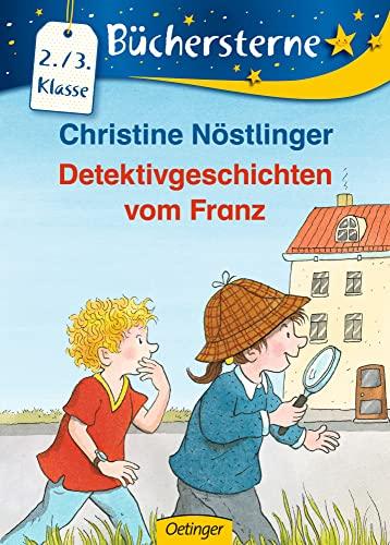 9783789123443: Detektivgeschichten vom Franz