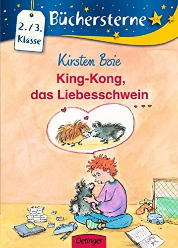 9783789123580: King-Kong, das Liebesschwein