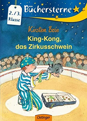9783789124198: King Kong, das Zirkusschwein