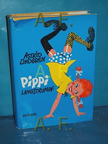 Pippi Langstrumpf. Gesamtausgabe in einem Band - Lindgren, Astrid