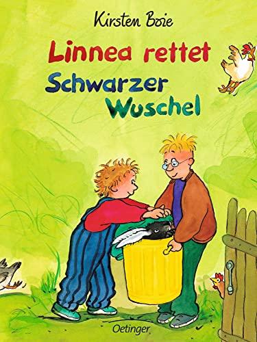 9783789131363: Linnea rettet Schwarzer Wuschel