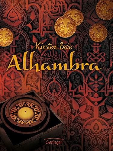 9783789131707: Alhambra