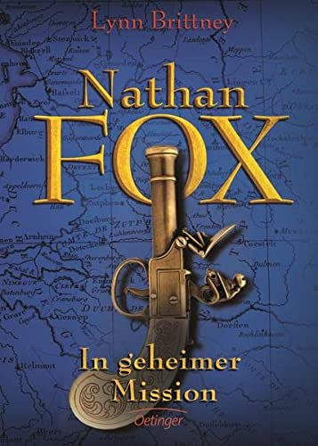 Nathan Fox Bd. 2 In geheimer Mission