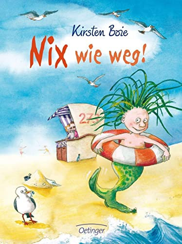 9783789131998: Nix wie weg!